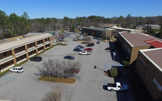 Six Building Birmingham Properties Campus in Hoover - Lorna Square